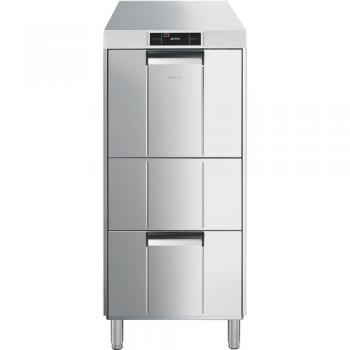 SMEG Geschirrspülmaschine erhöht FD520DS HTR Klarspülsystem (Drucksteigerungspumpe) inkl. Wasserenthärter