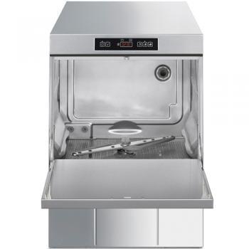 SMEG Geschirrspülmaschine UD503DS ECOLINE, Einwandig, Höhe 820 mm, Korb 500 mm, mit Wasserenthärter