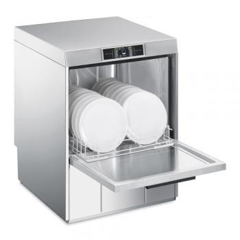 SMEG Geschirrspülmaschine UD520D TOPLINE HTR Klarspülsystem (Drucksteigerungspumpe)
